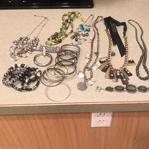 Lots of Fun Costume Jewelry!